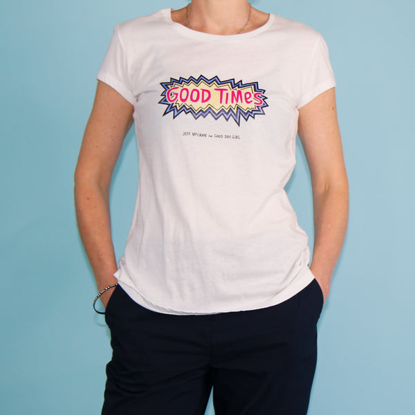 Jeff McCann x GDG - Good Times Tee