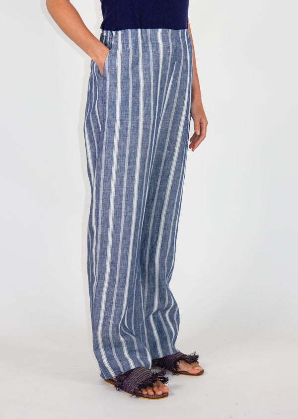 Lido Pants - Stripe - Size 16 & 22