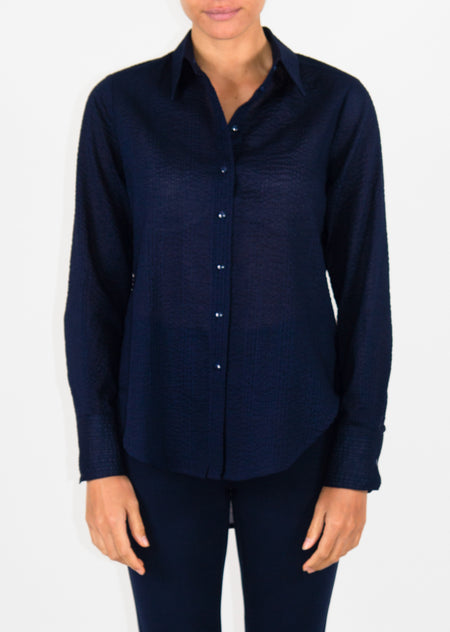 Paddington Shirt - Navy