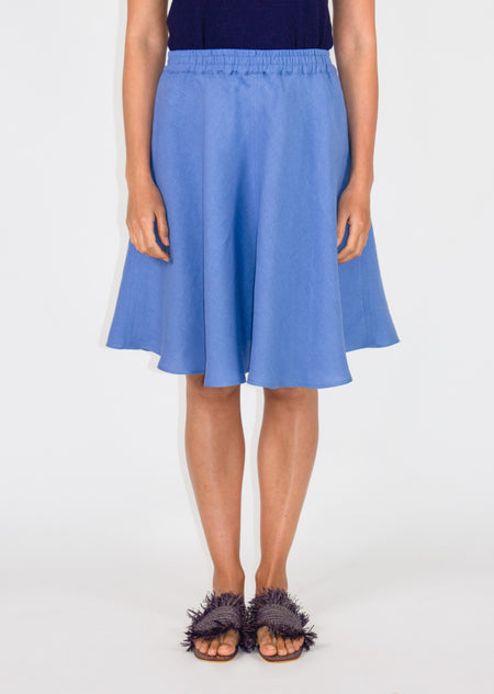 Santa Cruz Skirt (Short) - Cornflower