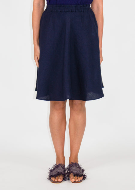 Santa Cruz Skirt (Short) - Navy