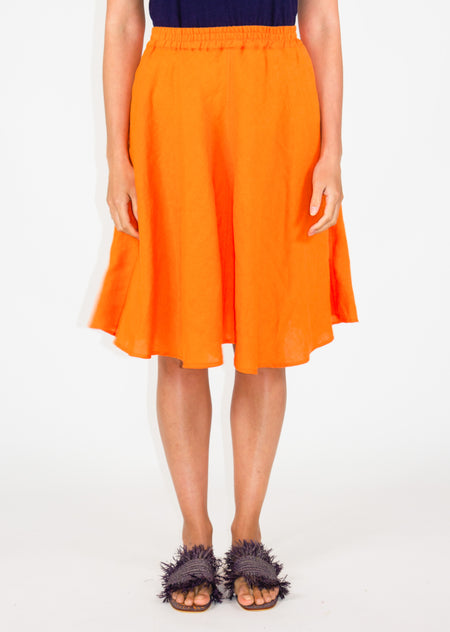 Santa Cruz Skirt (Short) - Orange