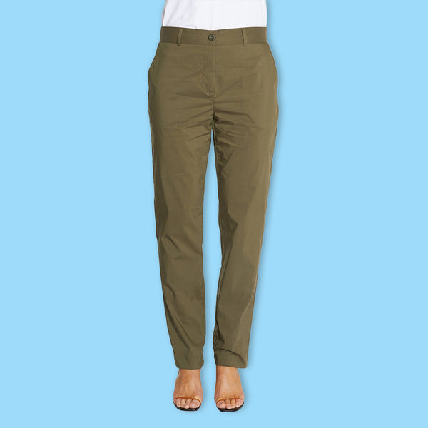 Miko Pants - Olive - Size 6, 20 & 24