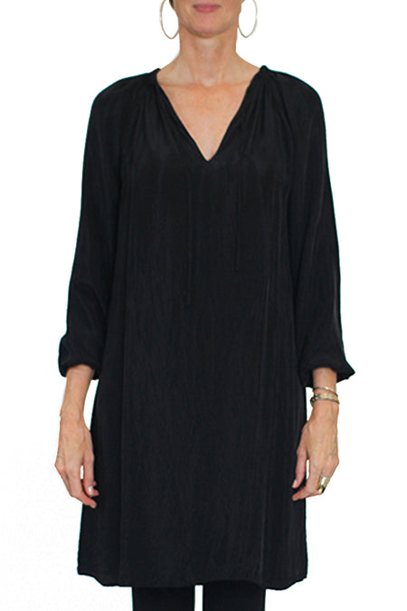 Phoenix Tunic - Black - Size XS ONLY