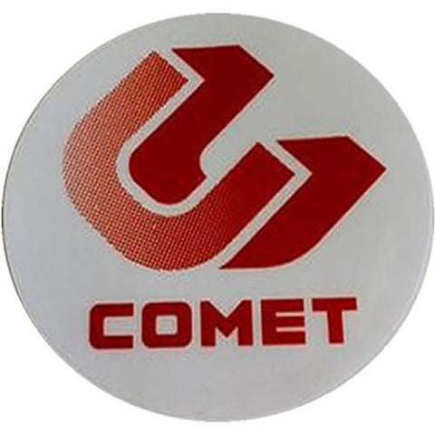 "Comet Sticker:  Comet Logo 2"" Stickers- Edge Boardshop"