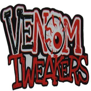 Venom Sticker: Tweakers Logo