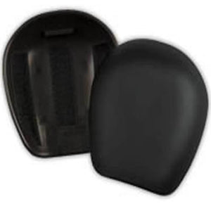 187 Killer Pads:  Knee Pad Recaps Black C1 Knee Pads- Edge Boardshop
