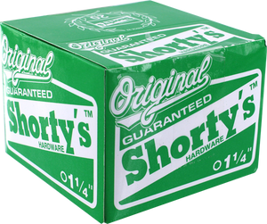 "SHORTY'S 1-1/4"" [ALLEN] 10/BOX HARDWARE"
