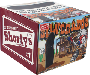 "SHORTYS SILVERADOS 1"" [ALLEN] 10/BOX HARDWARE"