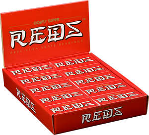 BONES SUPER REDS (30/PACK) BEARINGS