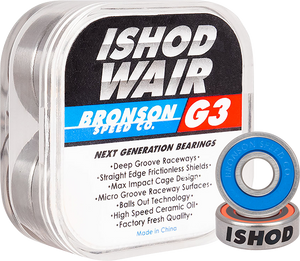 BRONSON SPEED CO. G3 ISHOD WAIR BEARINGS SINGLE SET