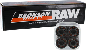 BRONSON SPEED CO. RAW BEARINGS 10/PK