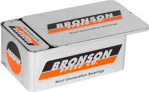BRONSON G3 BEARINGS 10/PK TIN w/spacers+washers