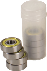 BULLET PROOFS ABEC-3 single set TUBE BEARINGS