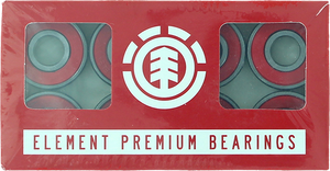 ELEMENT PREMIUM BEARING SET RED