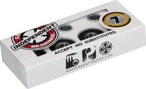 INDE 7s ABEC-7 SINGLE SET BEARINGS