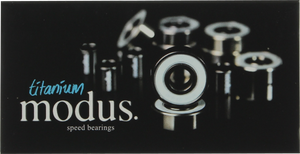 MODUS TITANIUM BEARINGS single set
