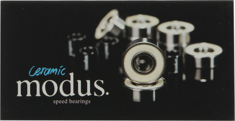 MODUS CERAMIC BEARINGS single set