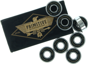 PRIMITIVE SKATE BEARING single set
