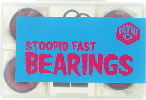 RAYNE STOOPID FAST BEARINGS single set