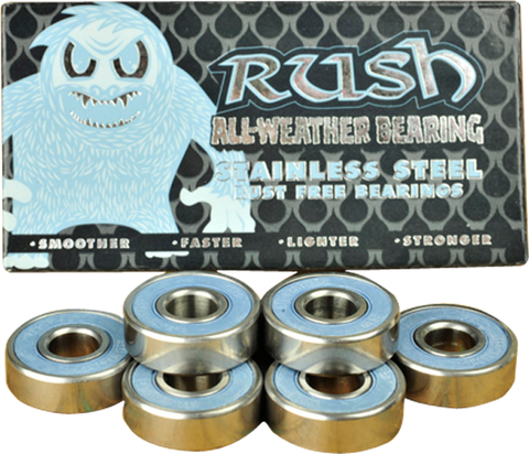 RUSH ALL-WEATHER BEARINGS stainless steel