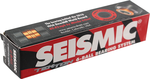 SEISMIC TEKTON 8mm 6-BALL BEARINGS