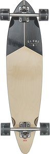 GLOBE PINTAIL 34 COMPLETE-8x34 WALNUT/BLACK