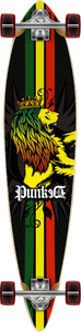 PUNKED RASTA PINTAIL LB COMPLETE-9.75x40 ppp