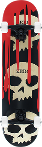ZERO 3 SKULL BLOOD COMPLETE-7.62 NAT/RED/BLK