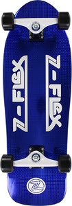 Z-FLEX Z-BAR CRUISER COMPLETE-9.75x31 BLUE CRYSTAL