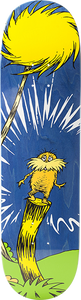 ALMOST SKATEBOARDS DR. SEUSS DECK-8.37 BLUE r7