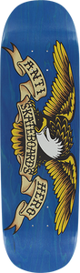 ANTI HERO SHAPED EAGLE OVERSPRAY DK-8.75x32 BLUE DIP
