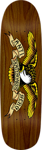 ANTI HERO SHAPED EAGLE II DECK-8.86x32 BROWN BOMBER