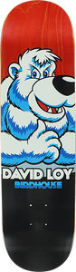 BIRDHOUSE SKATEBOARDS LOY SNOW BEAR DECK-8.12