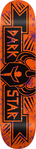 DARKSTAR GRAND DECK-8.0 ORANGE/BLK