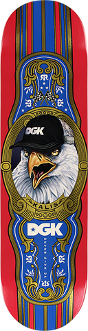 DGK KALIS ROYAL LEGION DECK-8.0