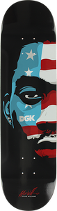DGK WILLIAMS AMERICAN DECK-8.06