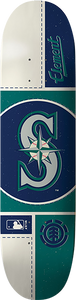 ELEMENT MLB SEATTLE MARINERS CIRCLE DECK-8.0