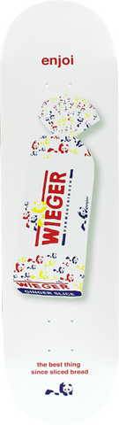 ENJOI WIEGER WHITE BREAD DECK-8.37 resin 7