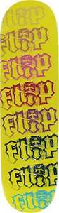 FLIP HKD SPECTRUM DECK-8.13 YELLOW
