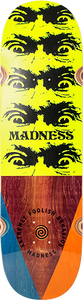 MADNESS DECENT DECK-8.75x32.9 impact light