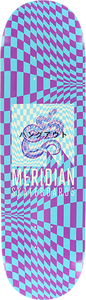 MERIDIAN MAYBE MONDAY DECK-8.5 BLU/PUR