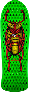 PWL/P OG BUG 01 DECK-9.85x29.6 LIME/RED/YEL