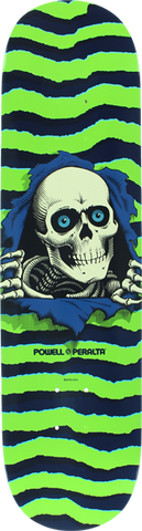PWL/P RIPPER DECK-8.0 LIME/NAVY