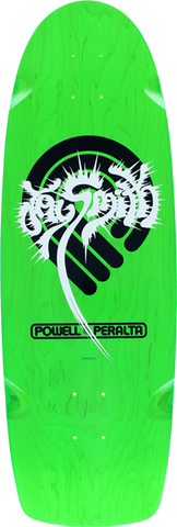 PWL/P JAY SMITH ORIGINAL DECK-10x31 NEON GRN/BK/WT