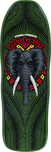 PWL/P VALLELY ELEPHANT DECK-10x30.25 GREEN