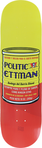 POLITIC ETTMAN DARK ROAST DECK-8.38