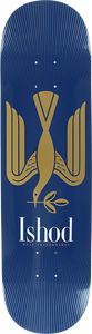 REAL SKATEBOARDS WAIR VICTORY DECK-8.06 NAVY/GOLD