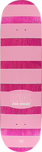 REAL SKATEBOARDS WRIGHT REPTILE DECK-8.25 PINK lp-mellow