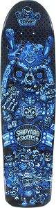 SHIPYARD SKATES SWF SON OF STRANGLER DECK-7.75x27 BLUE